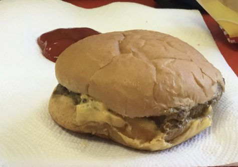 Cheeseburgers are Riverside's BEST à la Carte Menu Item of 2020