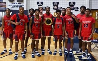 The Rebels recently finished third in the Sunkist Tournament at St. Thomas More.