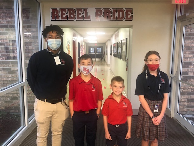 Students of the Week for January 27
