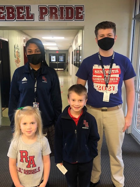 Students of the Week for March 17