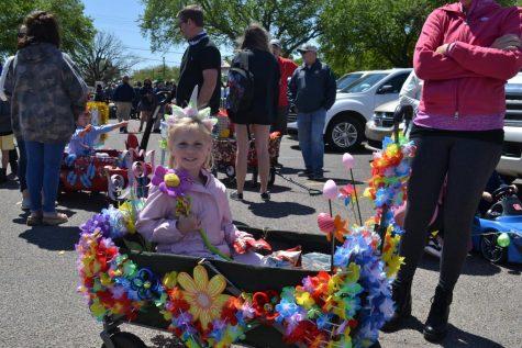 Easter Gras Parade