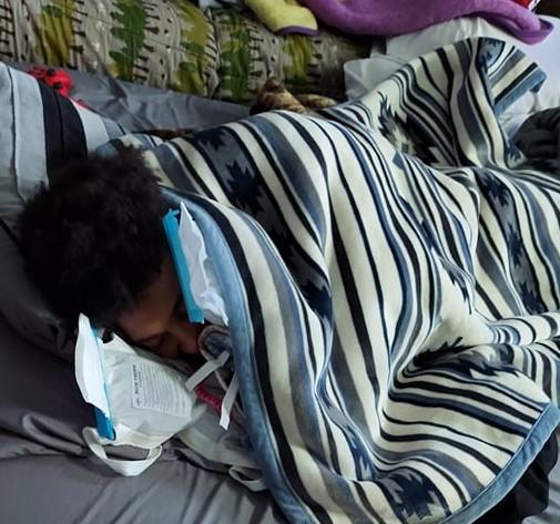 RA Student loses teeth during hurricane