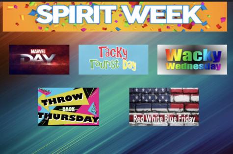 RA to celebrate Homecoming Spirit Week